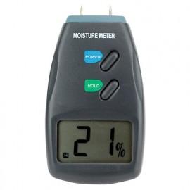 Mini testeur d'Humidité à affichage LCD, mémorisable - J12019 - D-Work