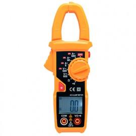 Pince ampèremétrique AC 600A Cat.III - PID110 - D-Work