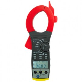Pince ampèremétrique. Triphasé plus Neutre LCD 1000A - PID400 - D-Work