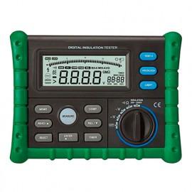 testeur, mesureur d'isolement multifonction méga-ohmmètre - TES205 - D-Work