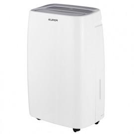 Déshumidificateur d'air silencieux Wifi 350m3/h 10L/jour 230V 540W - Dry best 30 Wifi - 371086 - Eurom