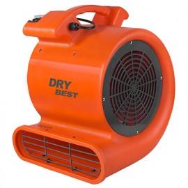 Ventilateur radial centrifuge de chantier 2 vitesses 230V 400W - Dry Best Fan 400 - 372151 - Eurom