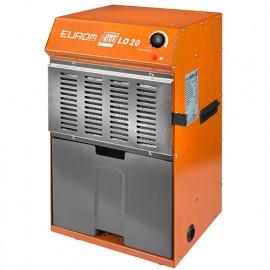 Déshumidificateur d'air de chantier 260m3/h 20L/jour 40m2 - 230V 360W - LO20 - 372359 - Eurom