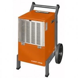Déshumidificateur d'air de chantier 350m3/h 50L/jour 90m2 - 230V 900W - LO50 - 372410 - Eurom