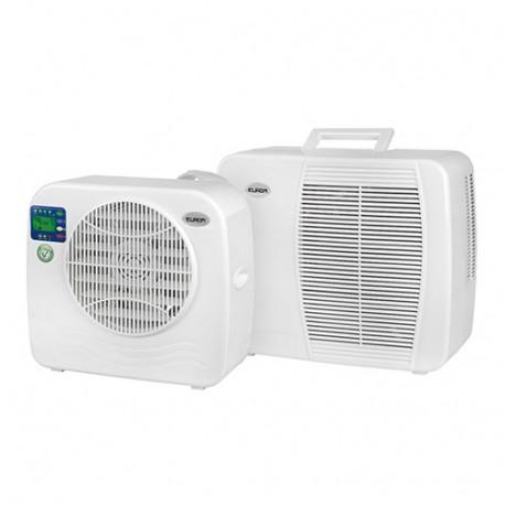 Climatiseur/déshumidificateur d'air portatif nomade 696W 16m3/h - 230V 375 W - AC 2401 (Caravan Airco) - 380019 - Eurom