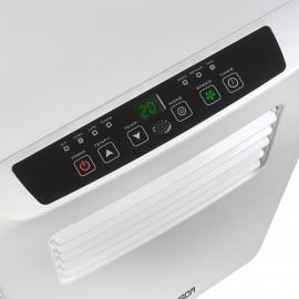 Climatiseur/déshumidificateur d'air mobile 2kW 320m3/h - 230V 810W - PAC 7.2 - 380378 - Eurom
