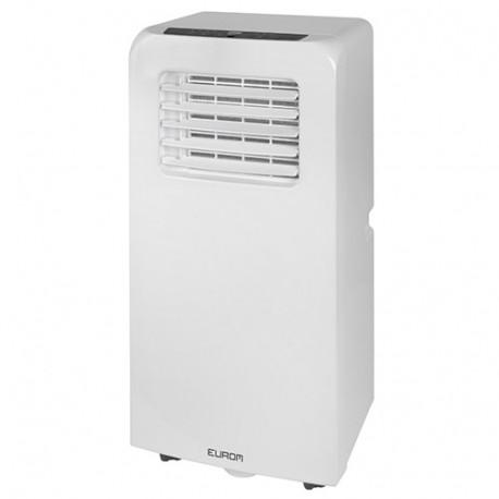 Climatiseur/déshumidificateur d'air mobile 2,6kW 320m3/h - 230V 980W - PAC 9.2 - 380385 - Eurom