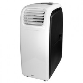 Climatiseur/Chauffage/déshumidificateur d'air mobile 2,5kW 350m3/h - 230V 1070W - Coolperfect 90 Wifi - 380729 - Eurom