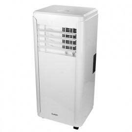 Climatiseur/déshumidificateur d'air mobile 2,6kW 320m3/h - 230V 980W - Polar 9001 - 380897 - Eurom