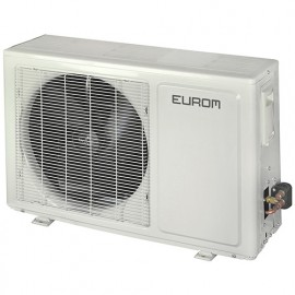 Climatiseur d'air réversible mono split 3,8kW 550m3/h - 230V 1090W - AC 12Qi CH SPLIT-AIRCO - 381481 - Eurom