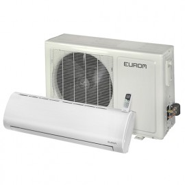 Climatiseur d'air réversible mono split 5,1kW 850m3/h - 230V 1580W - AC 18Qi CH SPLIT-AIRCO - 381498 - Eurom