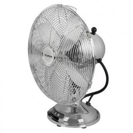 Ventilateur métal oscillant D. 30 cm 3 vitesses 230V 40W - VTM12 - 385311 - Eurom