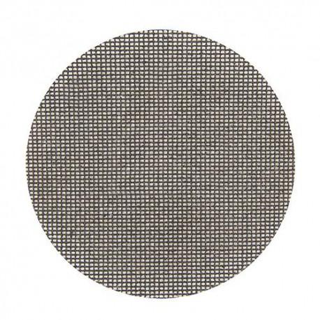 10 disques abrasifs treillis auto-agrippants D. 150 mm Grain 40 - 701166 - Silverline
