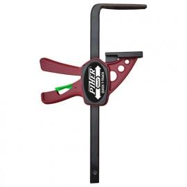 Serre-joint rapide Quick-T-Track saillie 7 cm x L. 23 cm - Spécial machines à bois - 52103 - Piher
