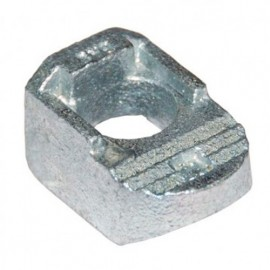 Crapaud de fixation type BA talon 3 - M16 - Galvanisé - BA3G16