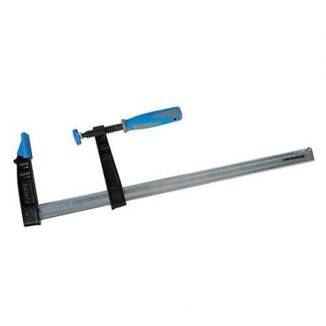 Serre-joint à visser usage intensif L. 1000 x 120 mm