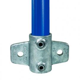 Support de fixation KEE KLAMP 115-7 pour tubes D. 42,4 mm - Galvanisé - KEE115-7