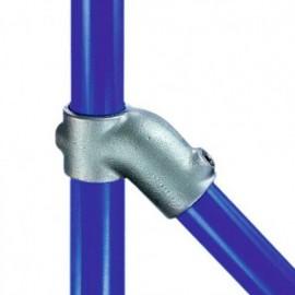 Raccord KEE KLAMP 12-7 de jonction pour tubes D. 42,4 mm - Galvanisé - KEE12-7
