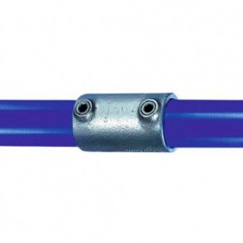 Raccord KEE KLAMP 14-7 droit pour tubes D. 42,4 mm - Galvanisé - KEE14-7