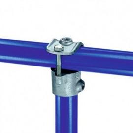 Raccord KEE KLAMP 16-5 de jonction pour tubes D. 26,9 mm - Galvanisé - KEE16-5