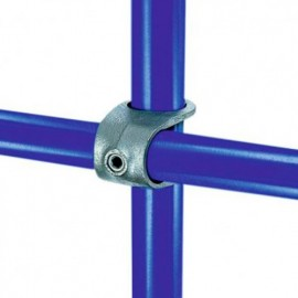 Raccord KEE KLAMP 17-5 de jonction pour tubes D. 26,9 mm - Galvanisé - KEE17-5