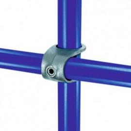 Raccord KEE KLAMP 17-7 de jonction pour tubes D. 42,4 mm - Galvanisé - KEE17-7
