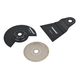 Kit d'accessoires pour outil oscillant