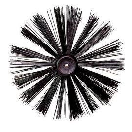 Brosse à suie D. 250 mm pour canne de ramonage / curage