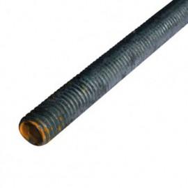 Tige filetée 1 ML M12 - Boite de 25 pcs - Résistance 80 Kg - Galvanisé - TF881209B