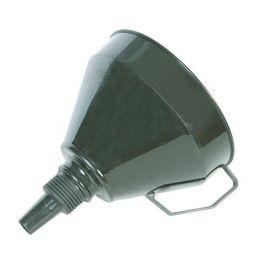Entonnoir plastique D. 160 mm avec filtre