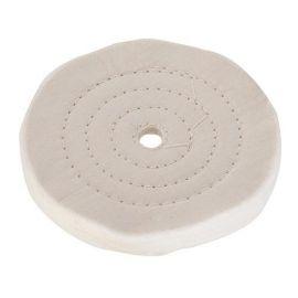 Disque de polissage à couture double D. 150 mm