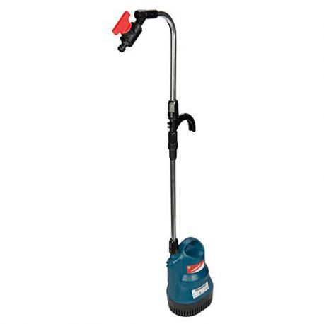Pompe vide-fût / cave électrique 400 W 40 L/min