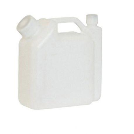 Bidon de mélange carburant 2 temps polyéthylène 1 L