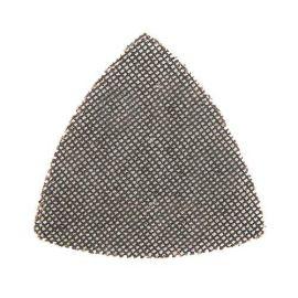 10 triangles abrasifs treillis auto-agrippants 95 mm Grain 120
