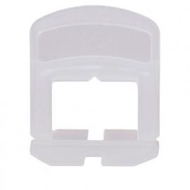 Blister de 100 croisillons 2 mm auto-nivelants de 12 à 20 mm - 11200035 - Sidamo