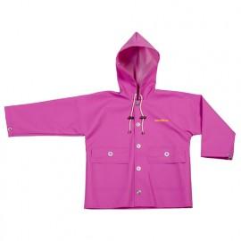 Veste de pluie enfant PVC - VESTE ROSE - GoodYear Outdoor