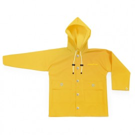 Veste de pluie enfant PVC - VESTE JAUNE - GoodYear Outdoor