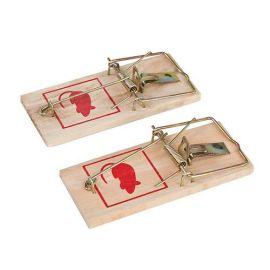 2 tapettes à souris classique