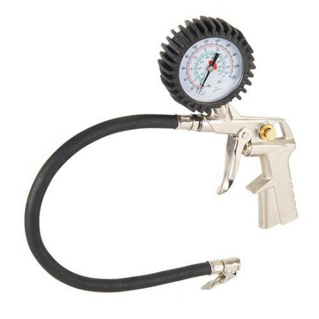 Pistolet de gonflage tuyau L. 400 mm pour air comprimé
