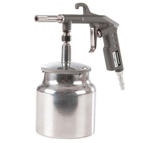 Pistolet à sous-couche pneumatique par aspiration 750 ml