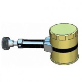 Sangle bande en acier de rechange pour clé filtre à huile 73610 - 73611 - Piher