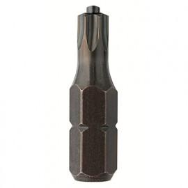 5 embouts de vissage T25 TTAP x L. 25 mm - U626TTAP25 - Diager