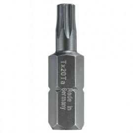 5 embouts de vissage SQ2 x L. 50 mm - U627SQ2L050 - Diager