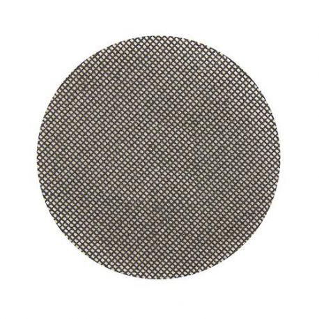 10 disques abrasifs treillis auto-agrippants D. 115 mm Grains assortis : 4 x 40, 80, et 2 x 120 - 711692 - Silverline