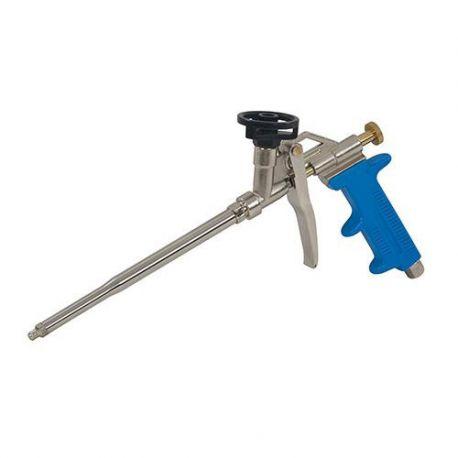Pistolet pour mousse PU, usage intensif en bombe 200 ml