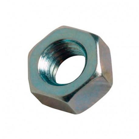 Blister de 20 écrous hexagonaux M16 - Inox A4 - ECRM16A4BL - Alsafix
