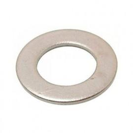 Blister de 20 rondelles M10 - Zingué - RON8M10ZBL - Alsafix