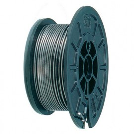 Bobine de fil D. 1 mm en acier brut TW1061T pour ligatureuse RB94001 - TW90530 - Alsafix