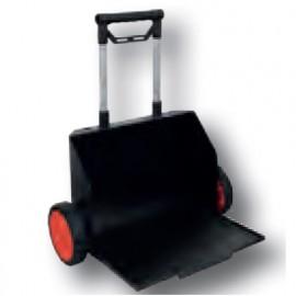 Chariot de transport à roulettes pour coffret BoxOnBox - BOXTROLLEY - Alsafix