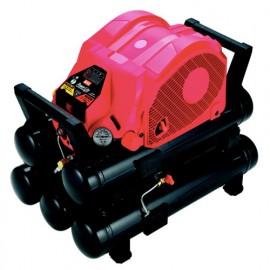 Compresseur haute pression 34 bars 197l/min + 3 cuves AKHL 1260 EX - AKHL1260EX - Alsafix